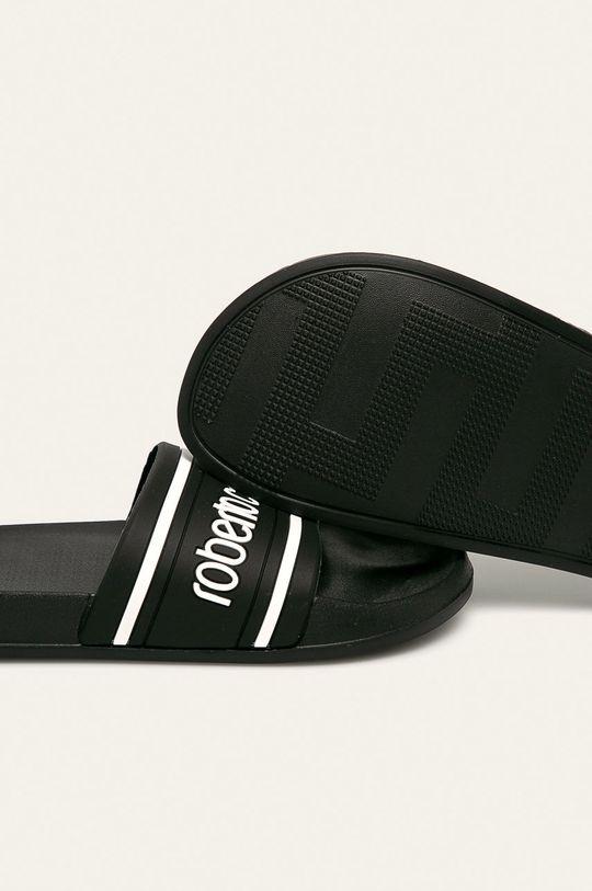 Roberto Cavalli Sport - Šľapky čierna