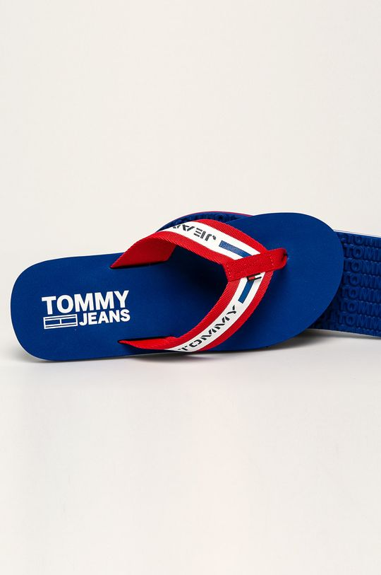Tommy Jeans - Slapi  Gamba: Material sintetic, Material textil Interiorul: Material sintetic, Material textil Talpa: Material sintetic
