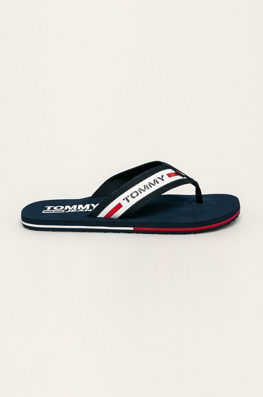 tmavomodrá Tommy Jeans - Žabky Pánsky