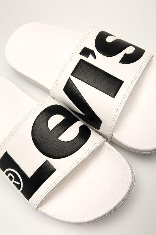 bílá Levi's - Pantofle