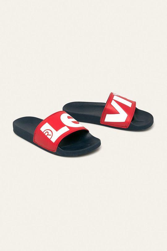 Levi's - Pantofle červená