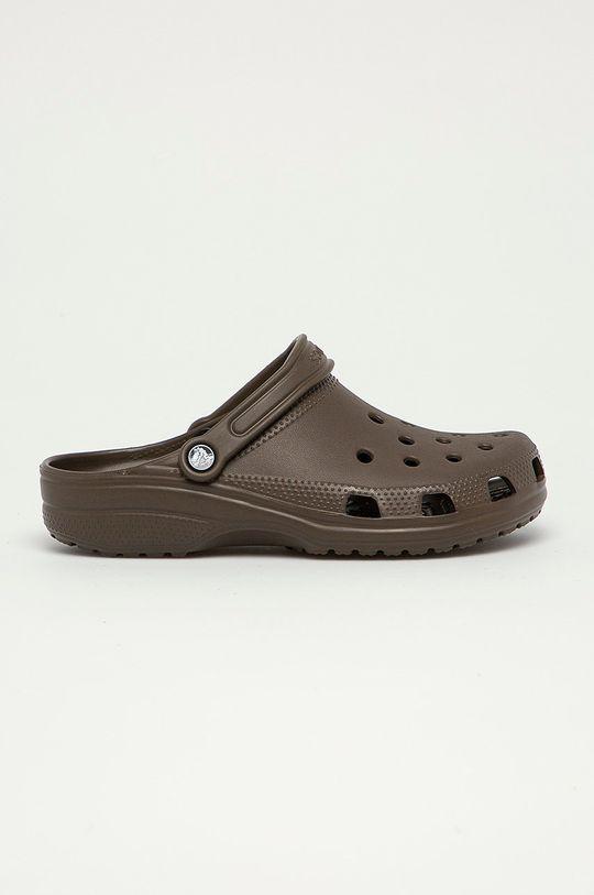 kawowy Crocs - Klapki Męski