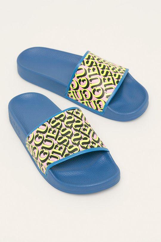Guess Jeans - Papuci albastru