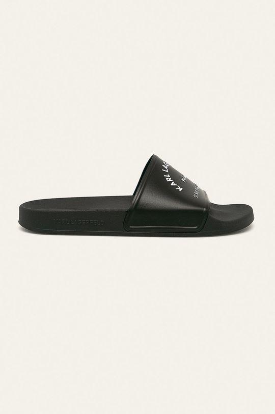 čierna Karl Lagerfeld - Šlapky Pánsky