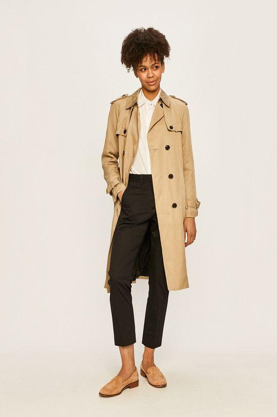 Calvin Klein - Trench kabát béžová