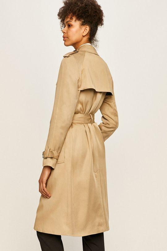 Calvin Klein - Trench kabát Podšívka: 100% Polyester Hlavní materiál: 100% Lyocell