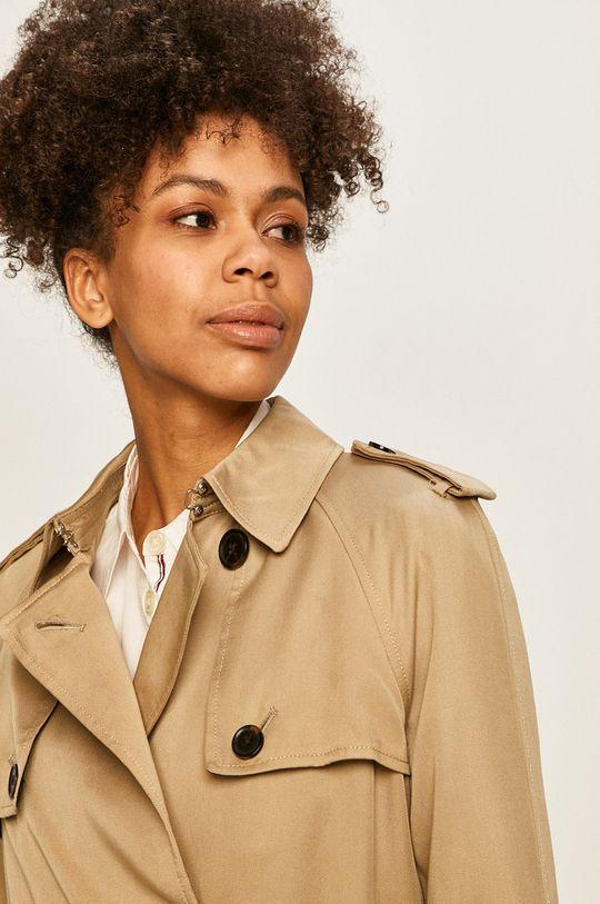 béžová Calvin Klein - Trench kabát