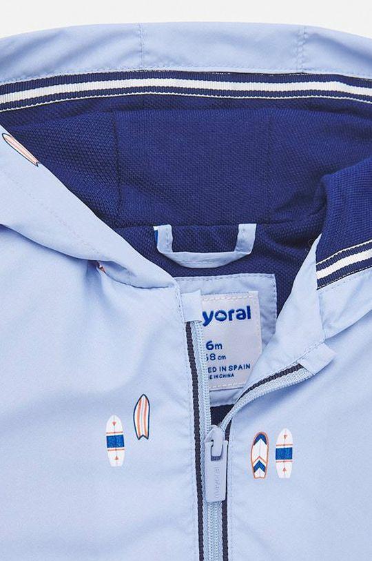 Mayoral - Detská bunda 74-98 cm  Podšívka: 43% Bavlna, 57% Polyester Základná látka: 1% Elastan, 99% Polyester