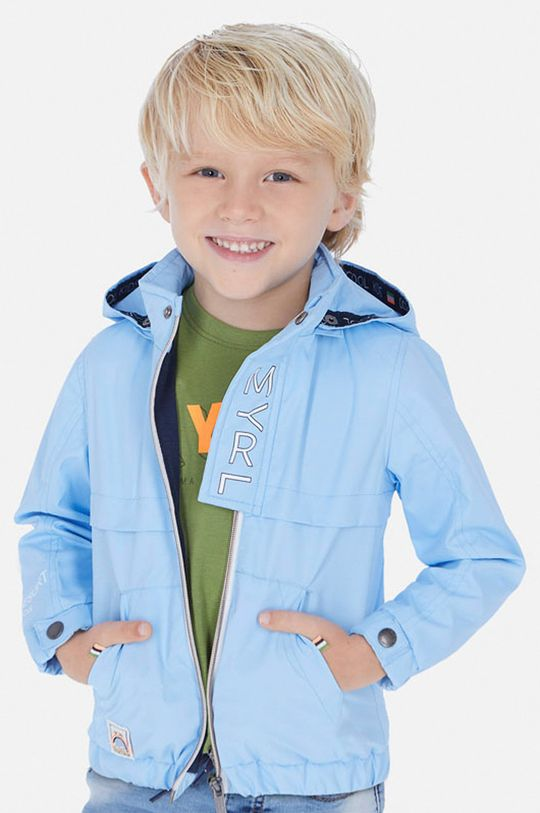 albastru deschis Mayoral - Geaca copii 92-134 cm De băieți