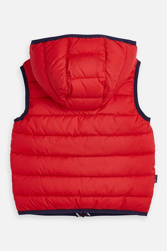 Mayoral - Detská vesta 92-134 cm sýtočervená