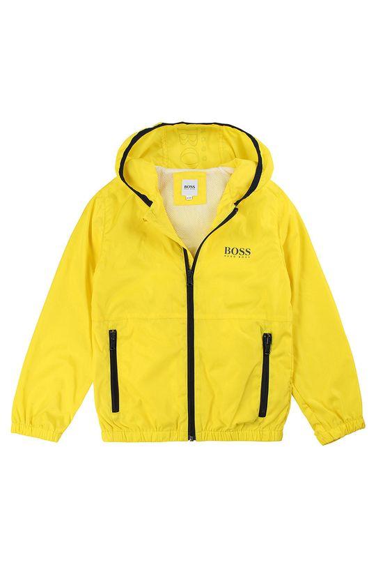 jasně žlutá Boss - Dětská bunda 164-176 cm