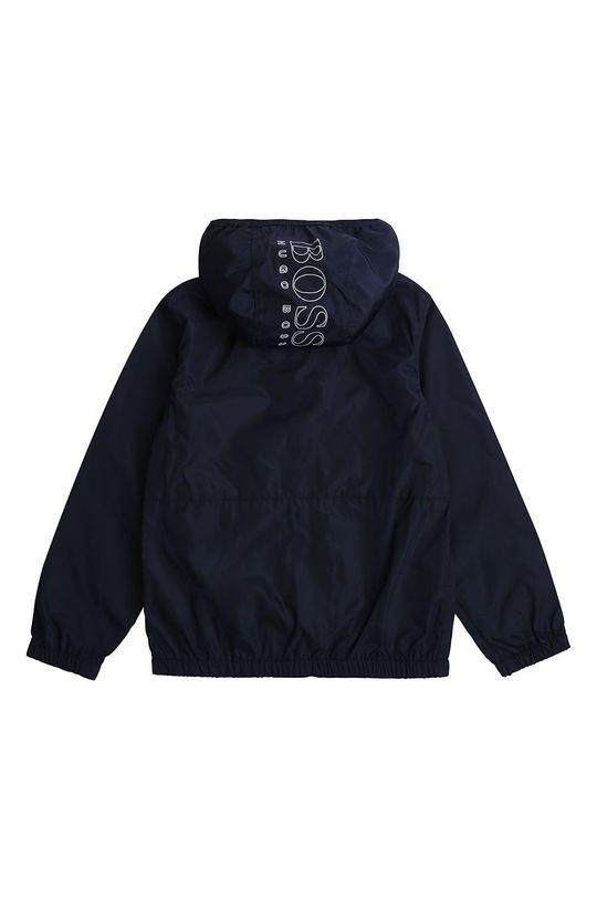 Boss - Dětská bunda 164-176 cm námořnická modř