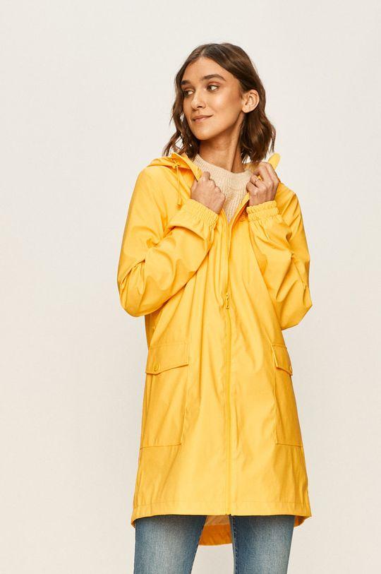 žlutá Only - Nepromokavá bunda Dámský