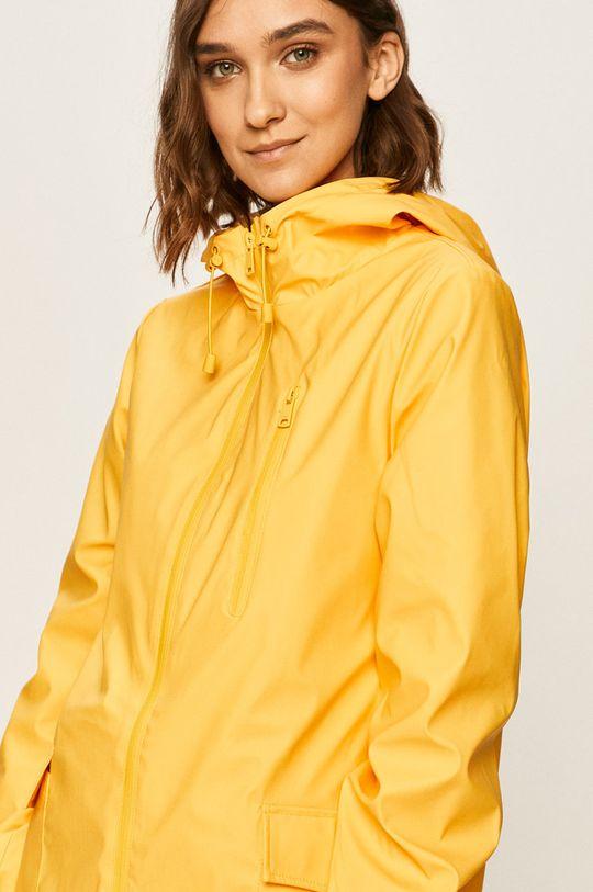 žlutá Only - Nepromokavá bunda
