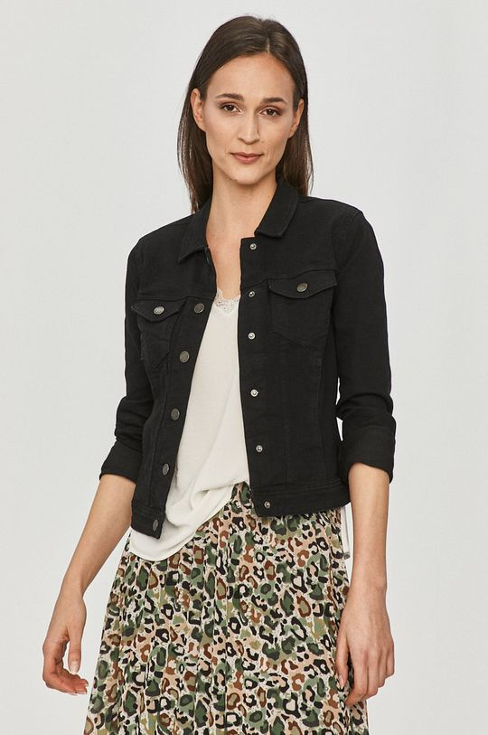 negru Only - Geaca jeans De femei