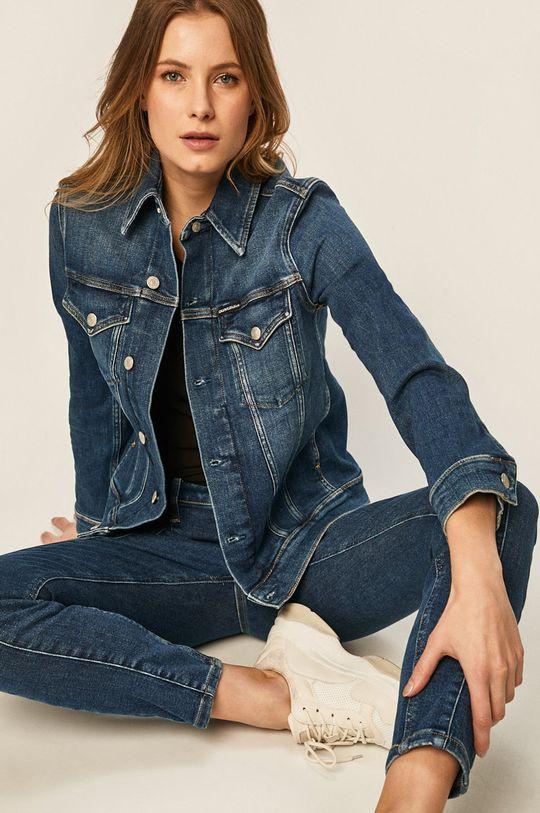 bleumarin Calvin Klein Jeans - Geaca jeans De femei