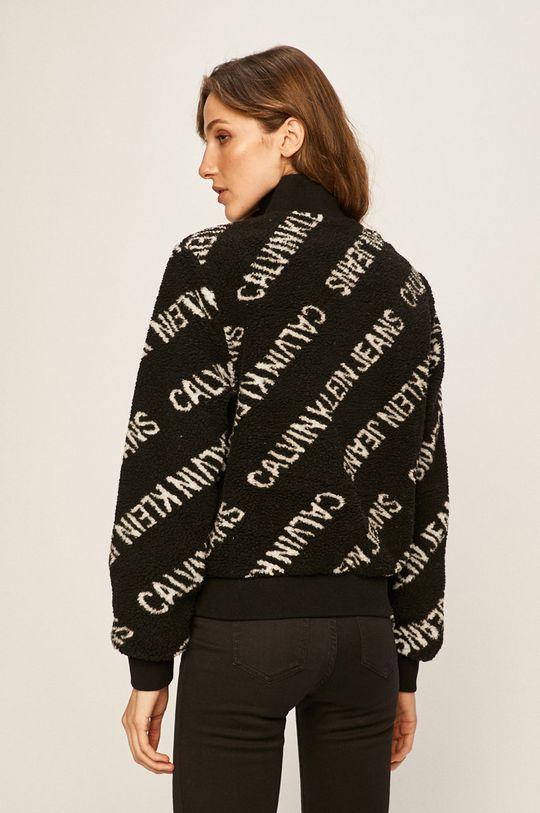 Calvin Klein Jeans - Geaca Captuseala: 100% Poliester  Materialul de baza: 100% Poliester  banda elastica: 86% Bumbac, 2% Elastan, 12% Poliester