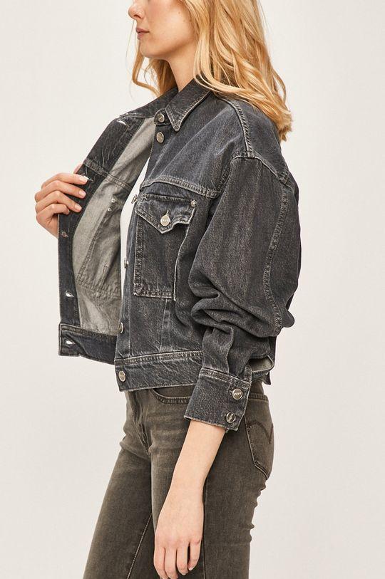 Pepe Jeans - Džínová bunda Sue