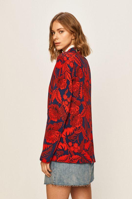 červená Desigual - Dámske sako