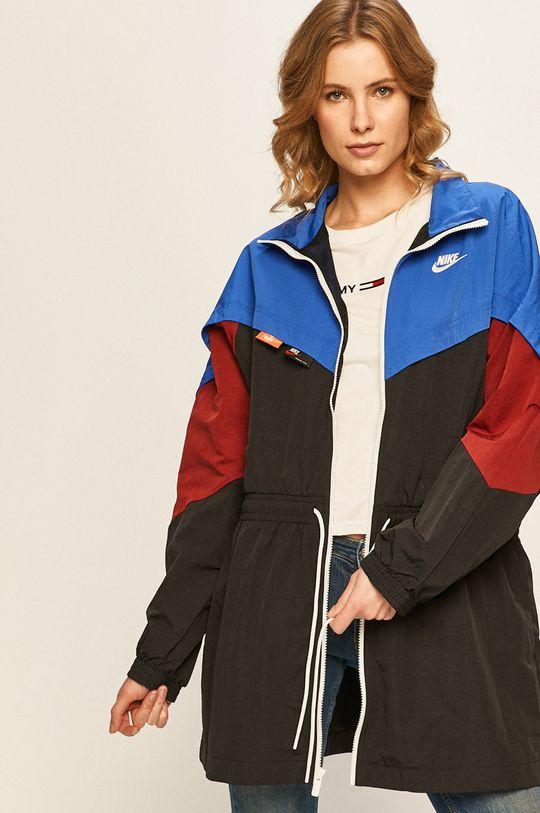 námořnická modř Nike Sportswear - Parka Dámský
