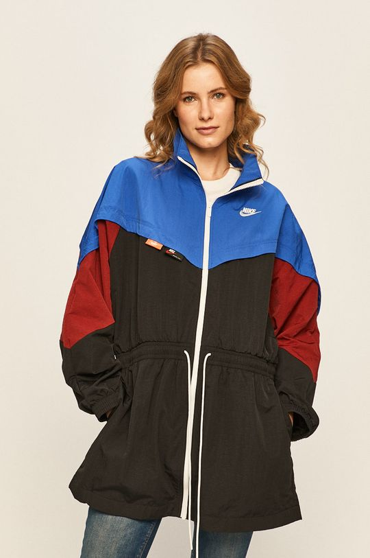 námořnická modř Nike Sportswear - Parka