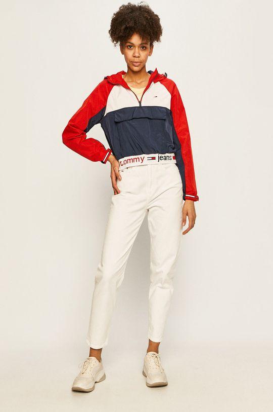 Tommy Jeans - Bunda červená