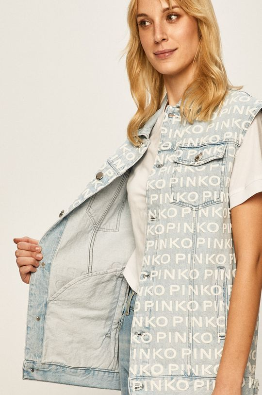 Pinko - Džínová vesta Dámský