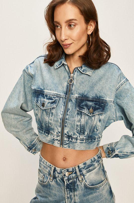 Pepe Jeans - Geaca jeans Rogue x Dua Lipa De femei