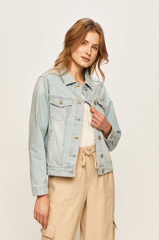 albastru Brave Soul - Geaca jeans De femei