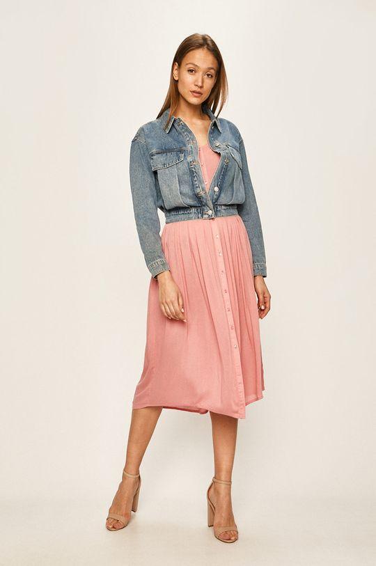Haily's - Kurtka jeansowa niebieski