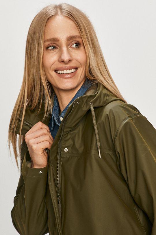 hnedo zelená Helly Hansen - Nepremokavá bunda