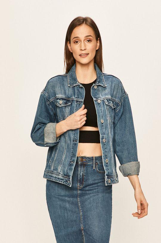 niebieski Haily's - Kurtka jeansowa Damski
