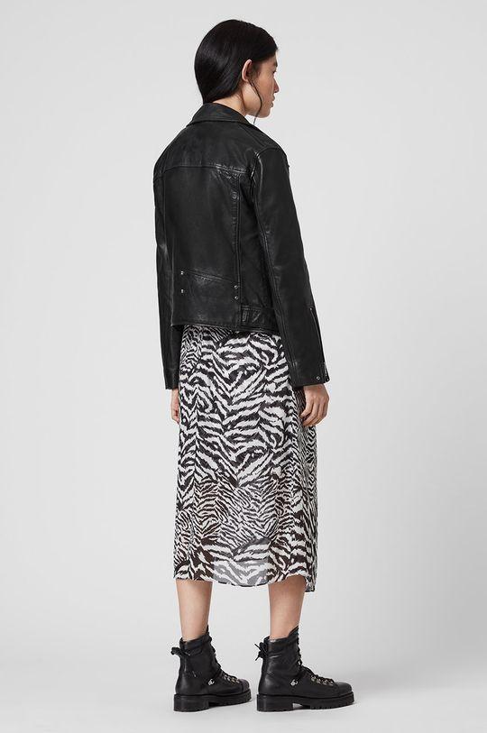 AllSaints - Kožená ramoneska Luna Biker  Podšívka: 100% Polyester Hlavní materiál: 100% Přírodní kůže
