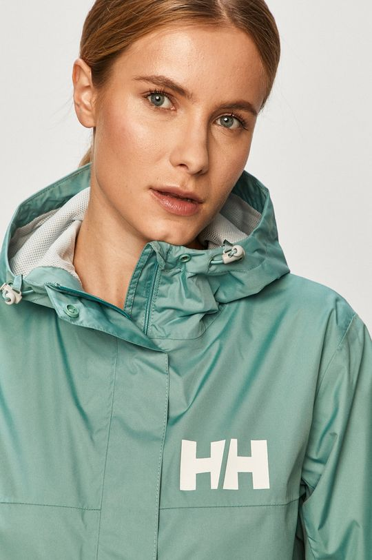 tyrkysová Helly Hansen - Nepromokavá bunda