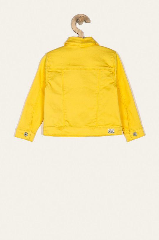 Name it - Geaca copii 80-98 cm galben deschis
