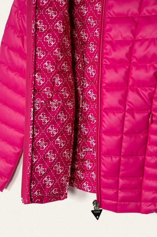 różowy Guess Jeans - Kurtka dziecięca 118-175 cm