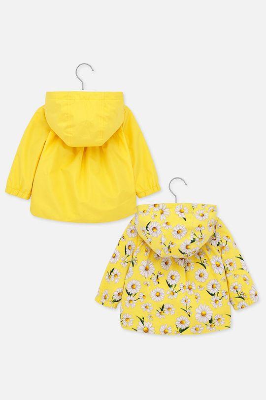 Mayoral - Geaca reversibila pentru copii 68-98 cm galben