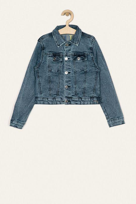 modrá Guess Jeans - Dětská bunda 118-175 cm Dívčí