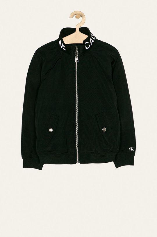 negru Calvin Klein Jeans - Geaca bomber De fete