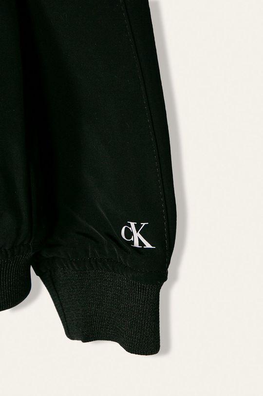Calvin Klein Jeans - Bomber bunda černá