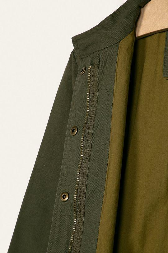 vojenská zelená Pepe Jeans - Detská bunda Lily 128-178 cm