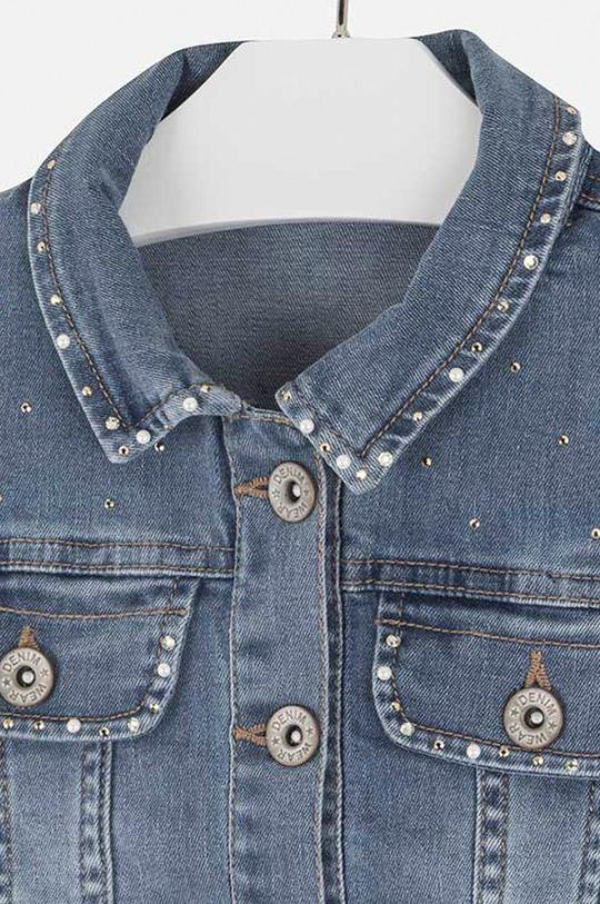 albastru deschis Mayoral - Geaca jeans 128-167 cm