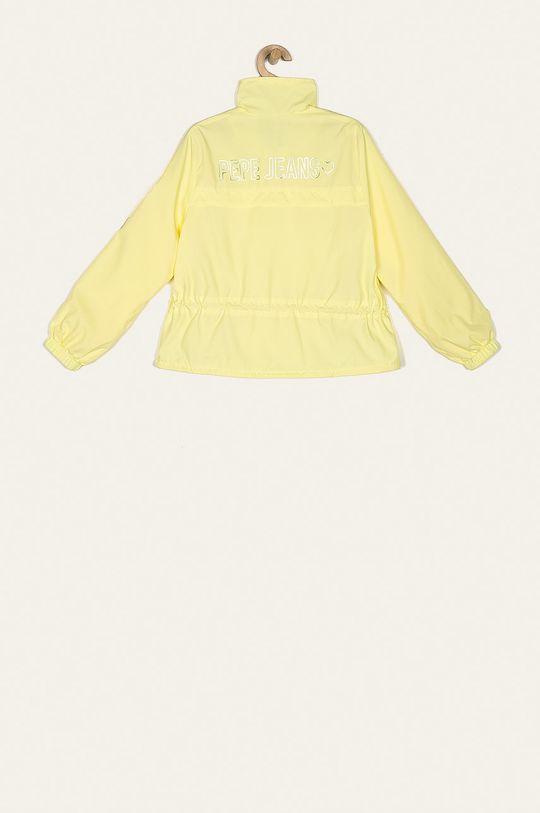 Pepe Jeans - Kurtka dziecięca Dandelion 128-180 cm żółty