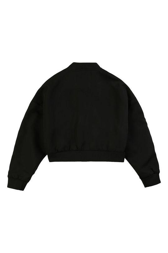 černá Karl Lagerfeld - Dětská bomber bunda 150 cm