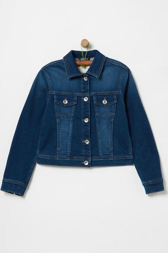 albastru OVS - Geaca de blugi pentru copii 146-170 cm De fete