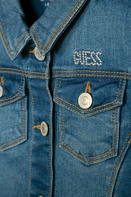 Guess Jeans - Geaca copii 92-122 cm bleumarin