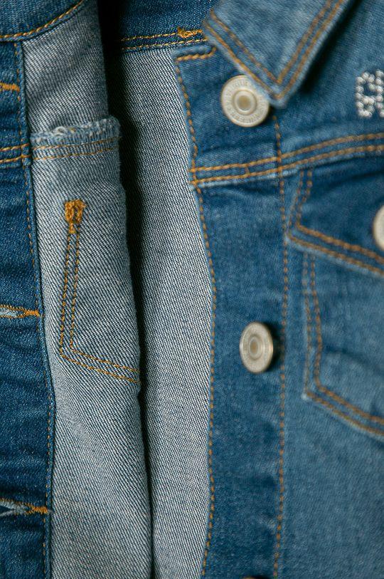 bleumarin Guess Jeans - Geaca copii 92-122 cm