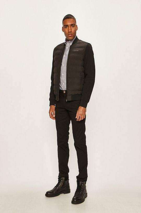 Calvin Klein - Bunda černá