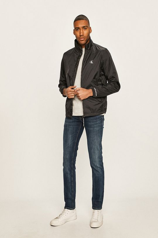 Calvin Klein Jeans - Bunda černá