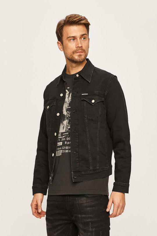 negru Calvin Klein Jeans - Geaca jeans De bărbați
